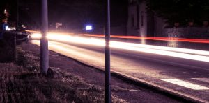 light trails fotografia