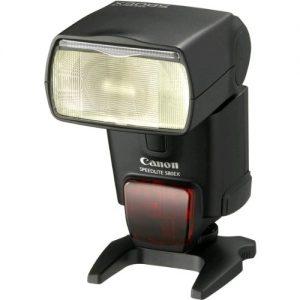 fermare il tempo fotografia flash canon 580ex