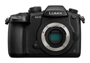 migliore reflex per video Panasonic GH-5