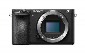 migliori reflex per video Sony A6500