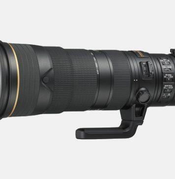 la Nikon annuncia il nuovo 180-400mm VR un mostro da 12000€