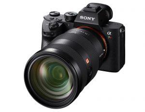 migliori reflex per video Sony A7R III