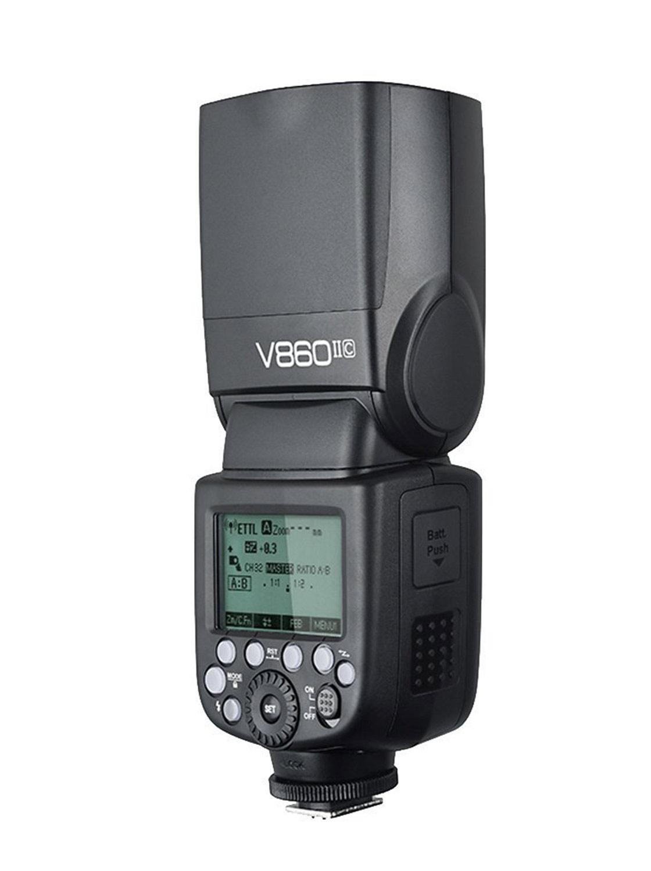 i migliori flash per sony - godox v860IIs